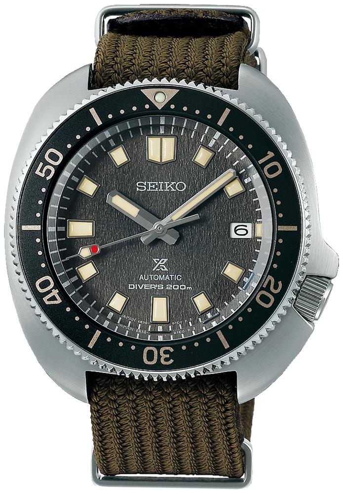 Seiko SPB237J1 - zegarek męski
