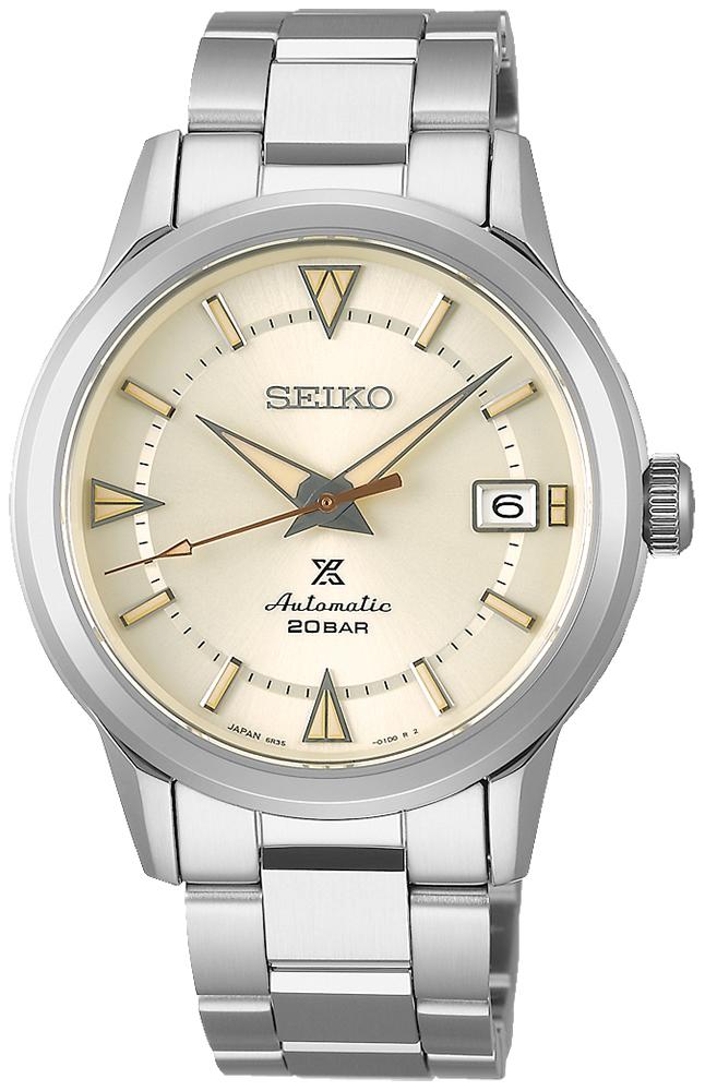 Seiko SPB241J1 - zegarek męski