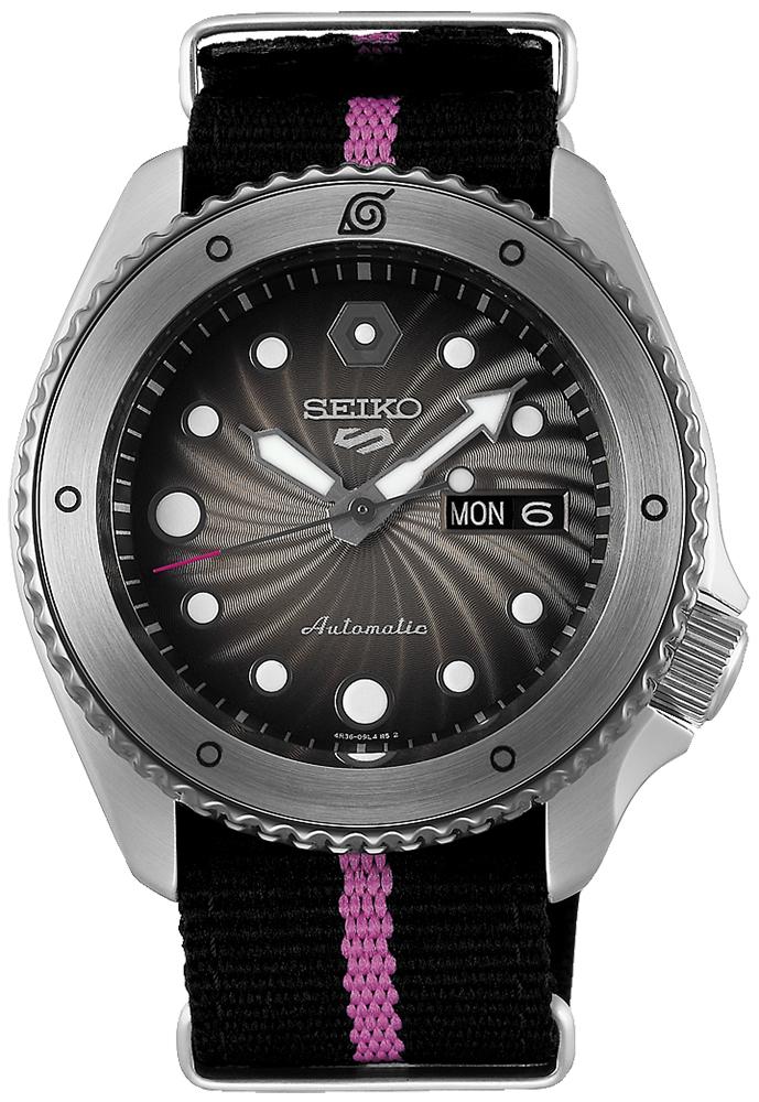 Seiko SRPF65K1 - zegarek męski