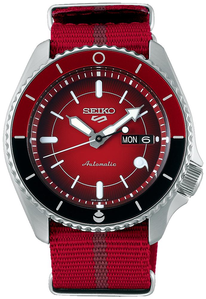 Seiko SRPF67K1 - zegarek męski