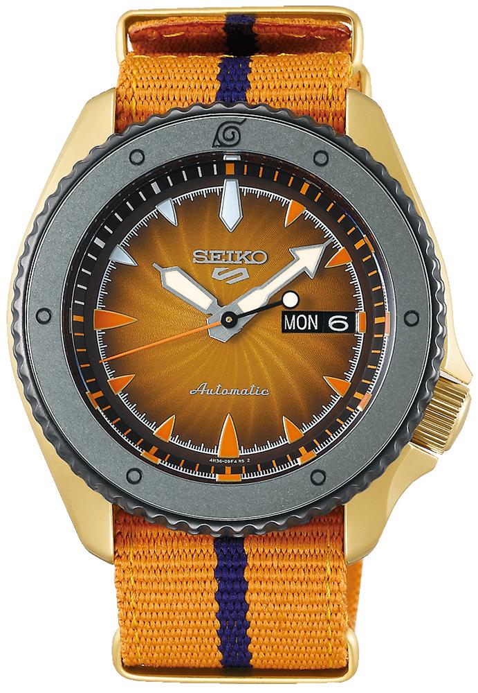 Seiko SRPF70K1 - zegarek męski