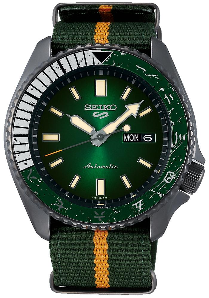 Seiko SRPF73K1 - zegarek męski