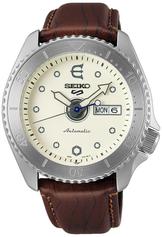 Seiko SRPF93K1 - zegarek męski