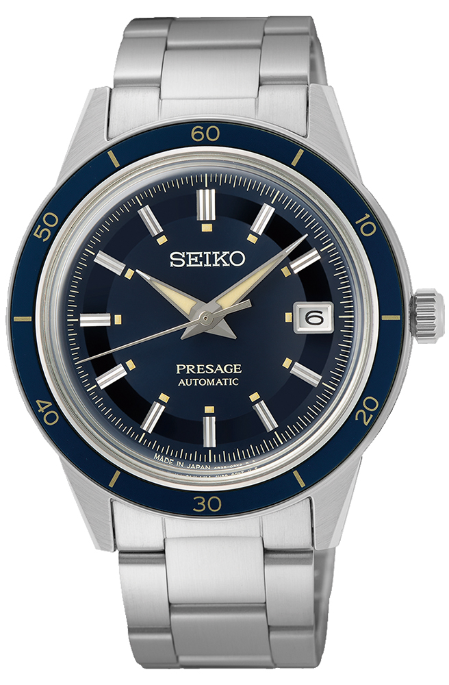 Seiko SRPG05J1 - zegarek męski