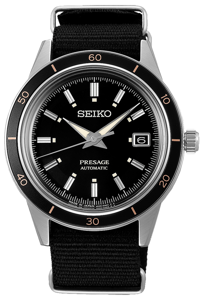 Seiko SRPG09J1 - zegarek męski