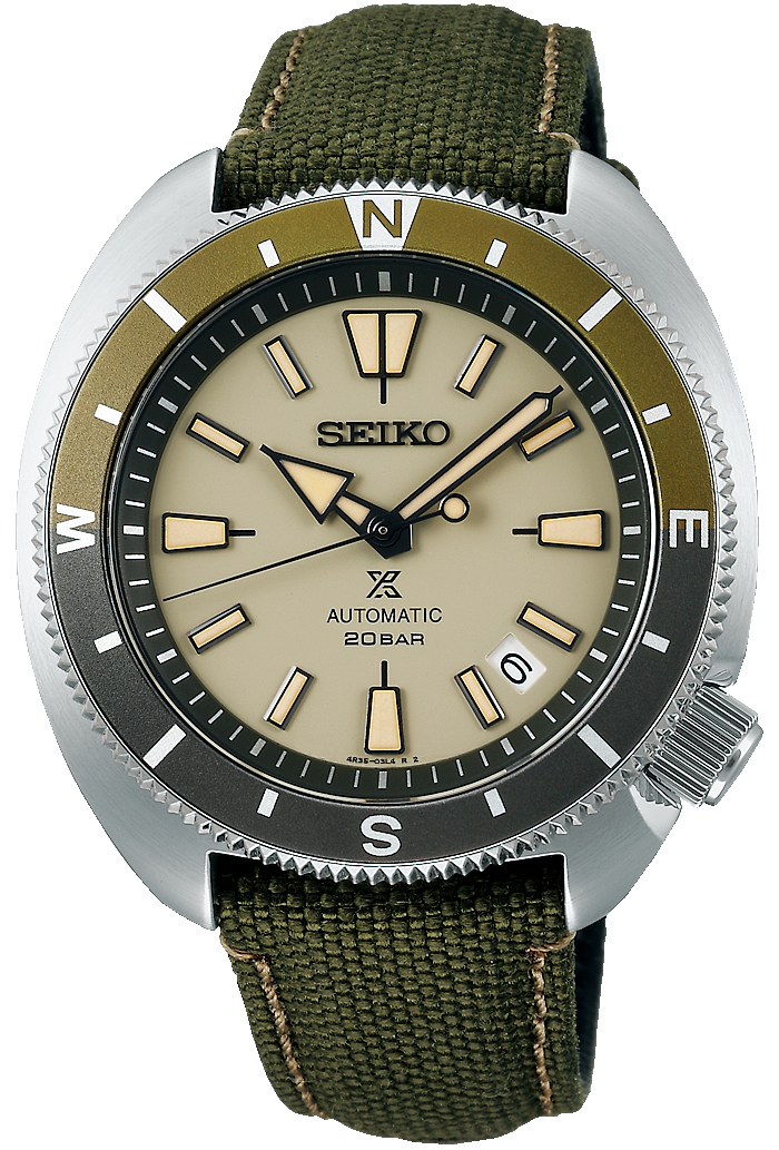 Seiko SRPG13K1 - zegarek męski