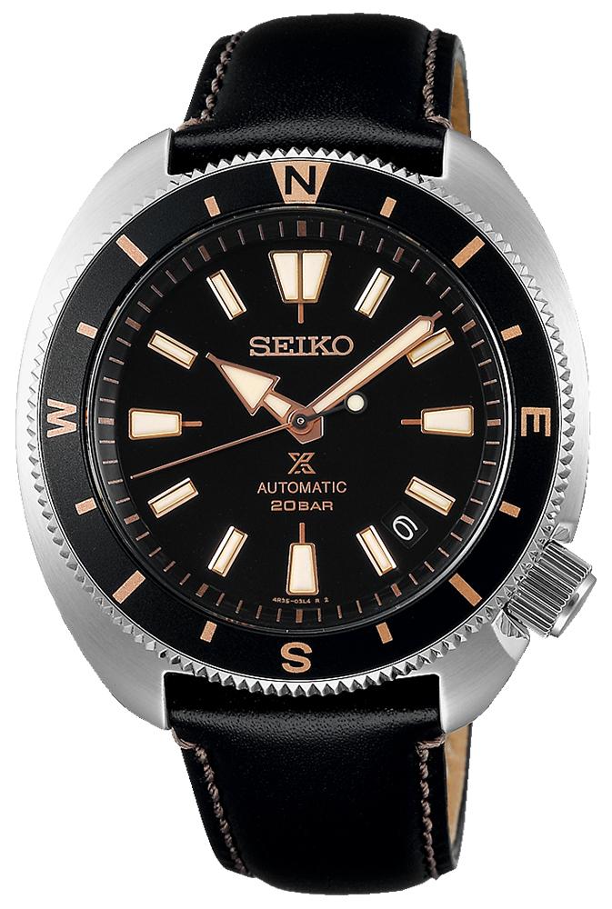 Seiko SRPG17K1 - zegarek męski