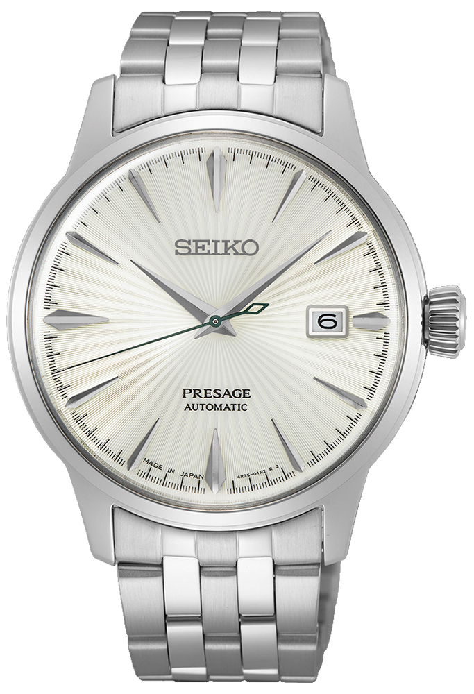 Seiko SRPG23J1 - zegarek męski