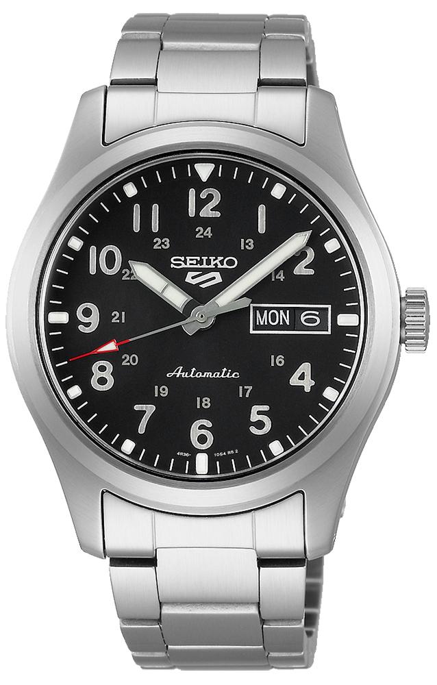 Seiko SRPG27K1 - zegarek męski
