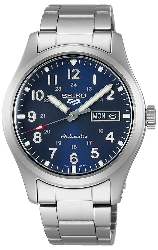 Seiko SRPG29K1 - zegarek męski
