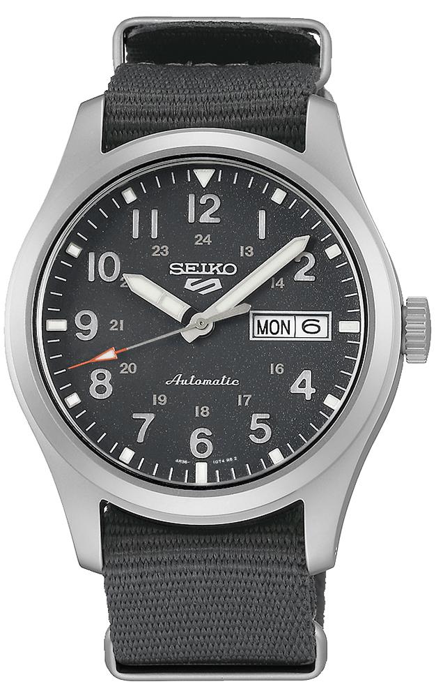 Seiko SRPG31K1 - zegarek męski