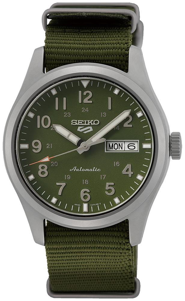 Seiko SRPG33K1 - zegarek męski