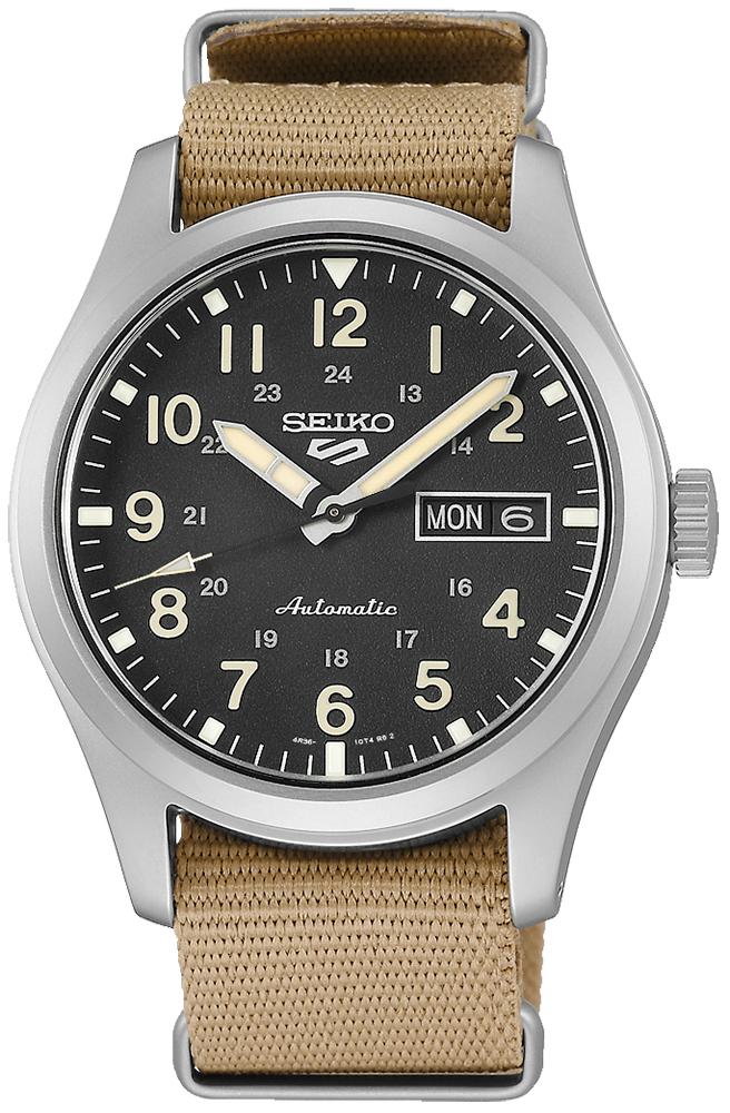 Seiko SRPG35K1 - zegarek męski