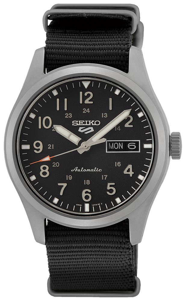 Seiko SRPG37K1 - zegarek męski