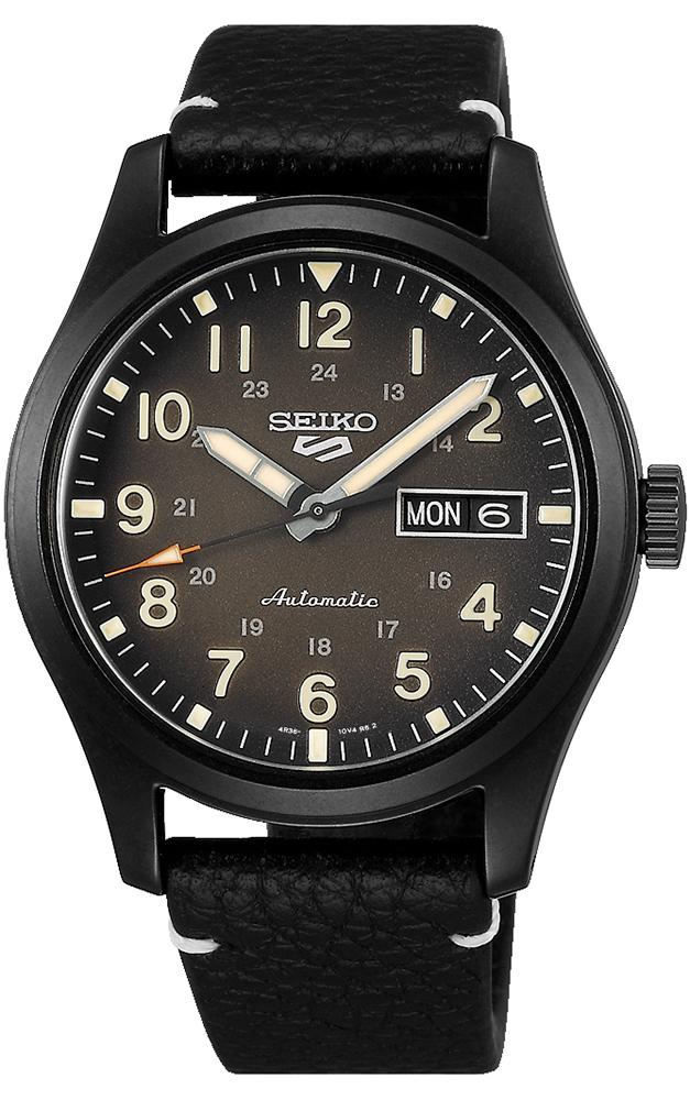 Seiko SRPG41K1 - zegarek męski