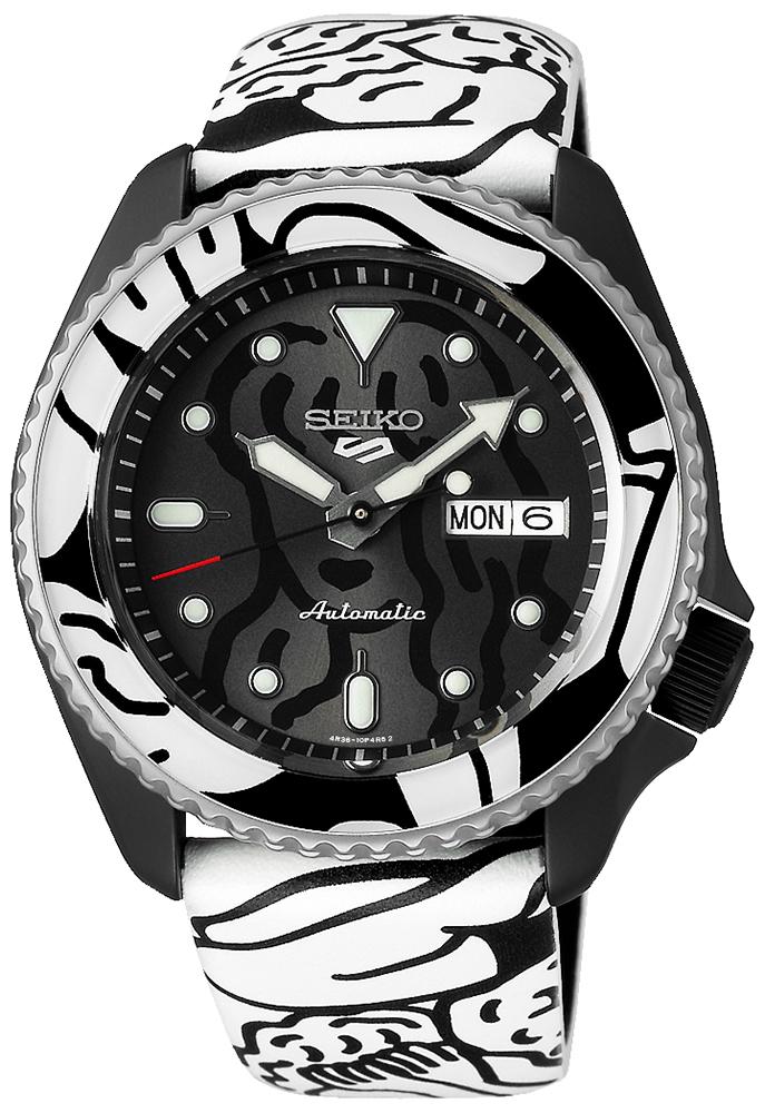 Seiko SRPG43K1 - zegarek męski