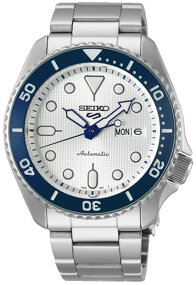 Seiko SRPG47K1 - zegarek męski