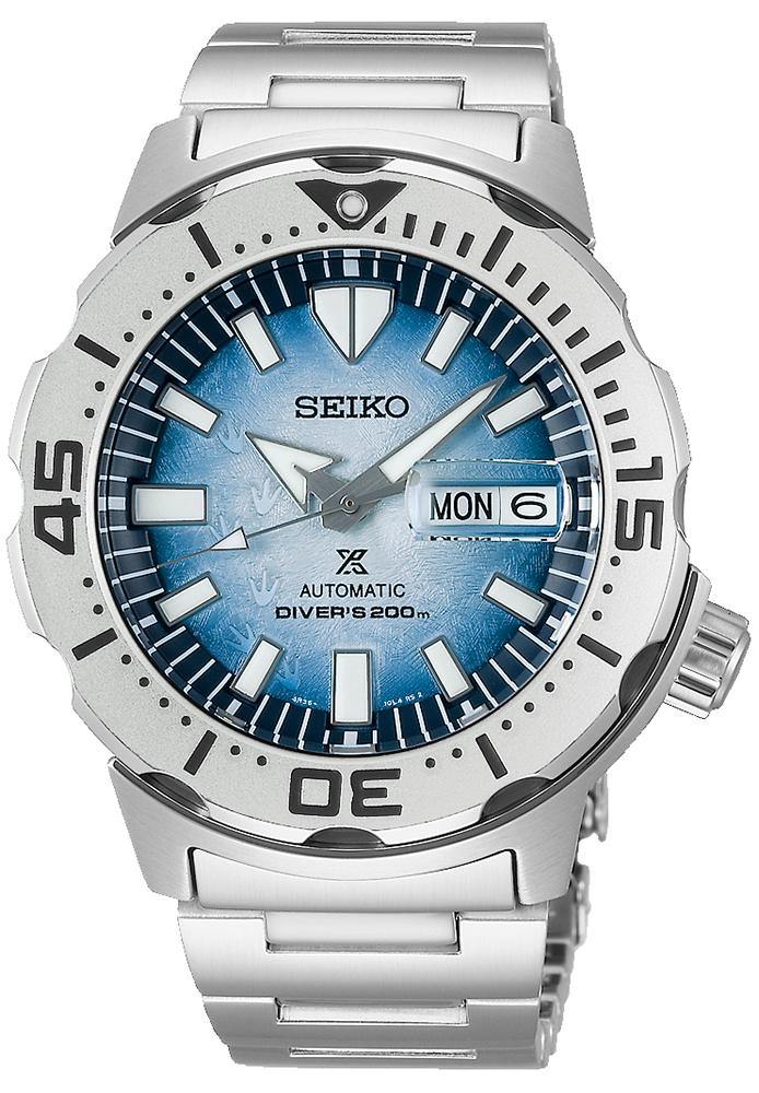 Seiko SRPG57K1 - zegarek męski