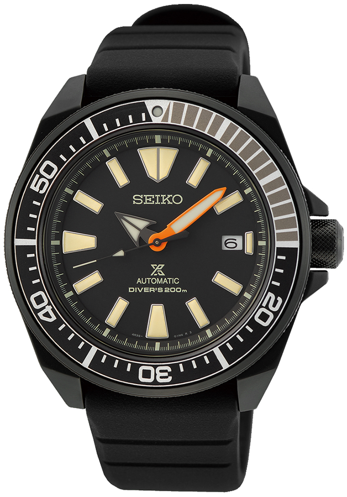 Seiko SRPH11K1 - zegarek męski