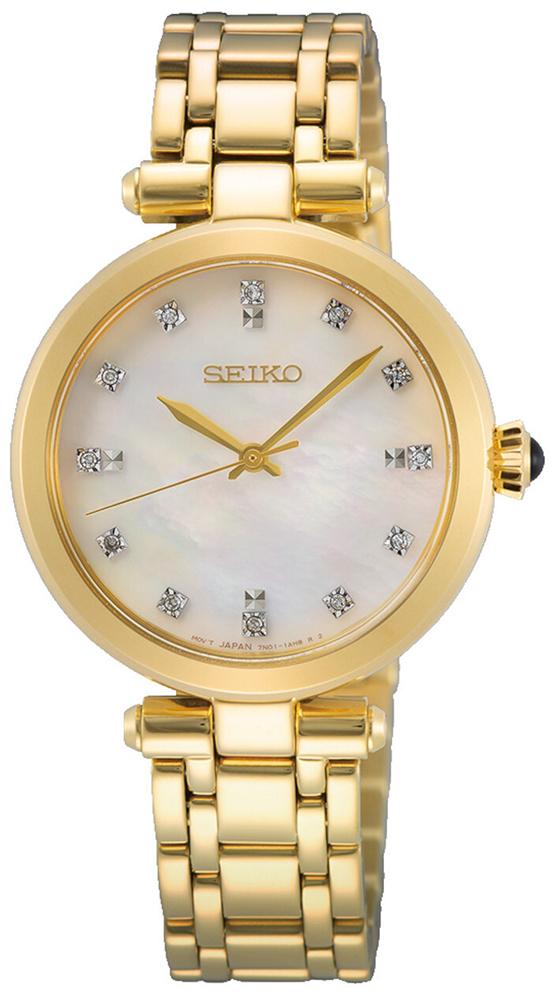 Seiko SRZ536P1 - zegarek damski