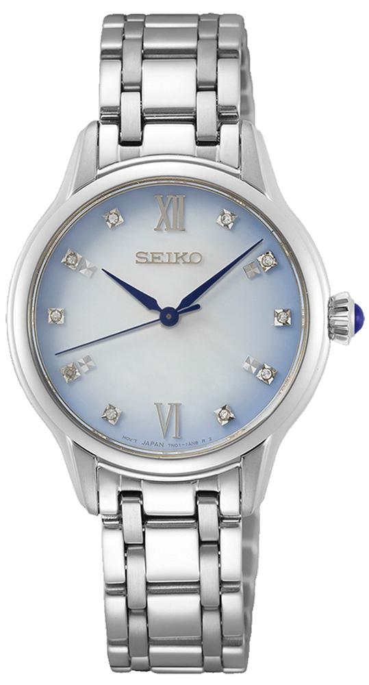 Seiko SRZ539P1 - zegarek damski