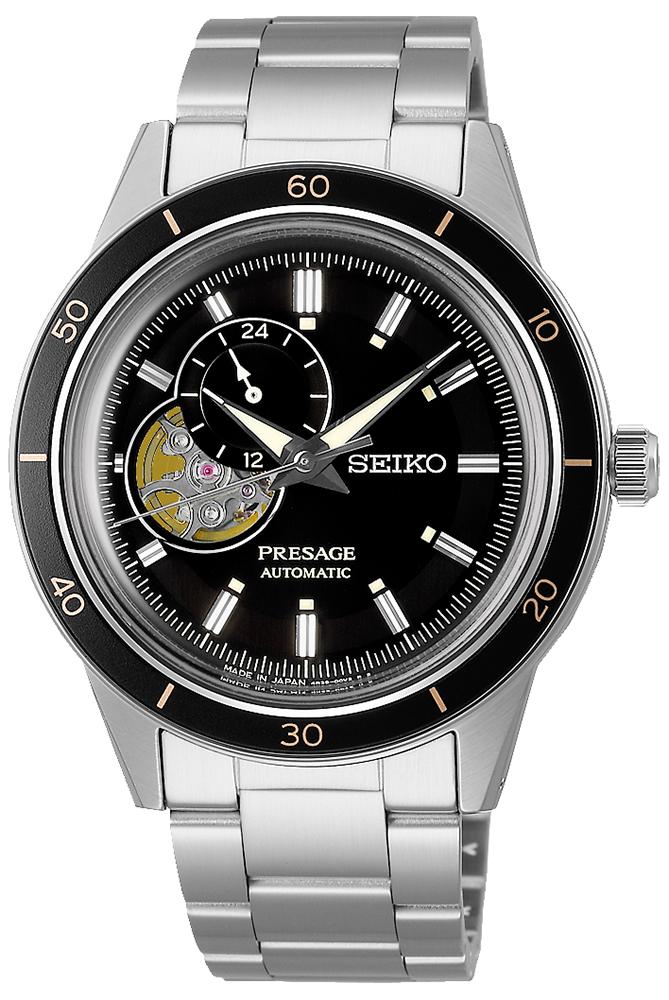 Seiko SSA425J1 - zegarek męski