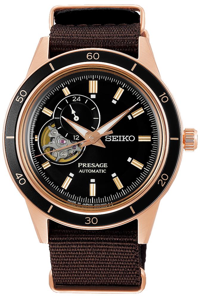 Seiko SSA426J1 - zegarek męski