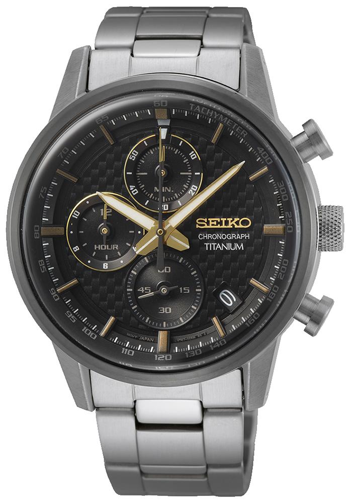 Seiko SSB391P1 - zegarek męski
