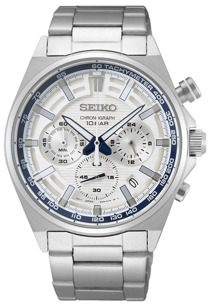 Seiko SSB395P1 - zegarek męski