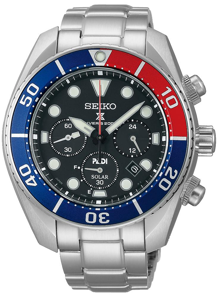 Seiko SSC795J1 - zegarek męski
