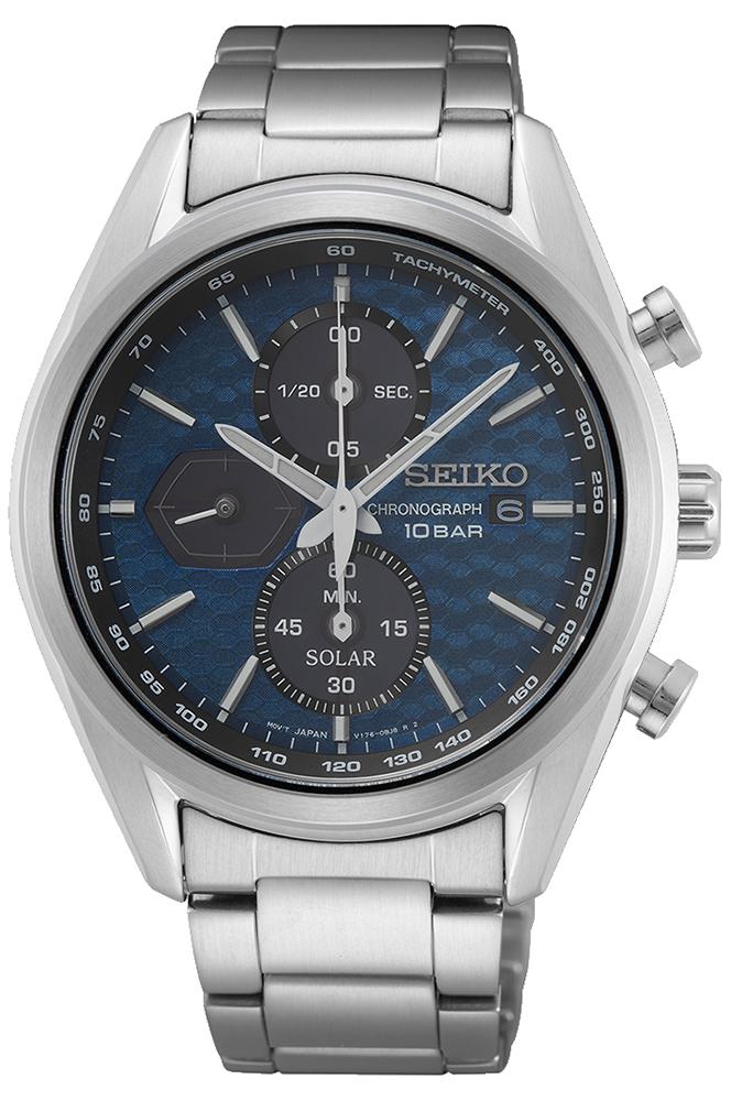 Seiko SSC801P1 - zegarek męski
