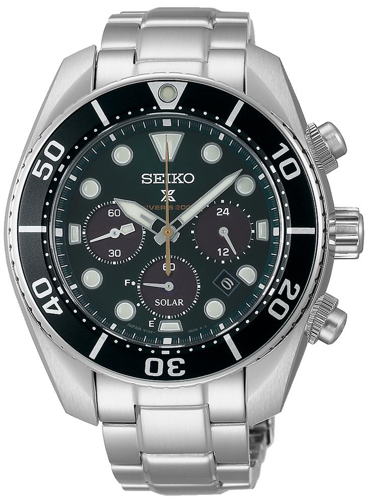 Seiko SSC807J1 - zegarek męski