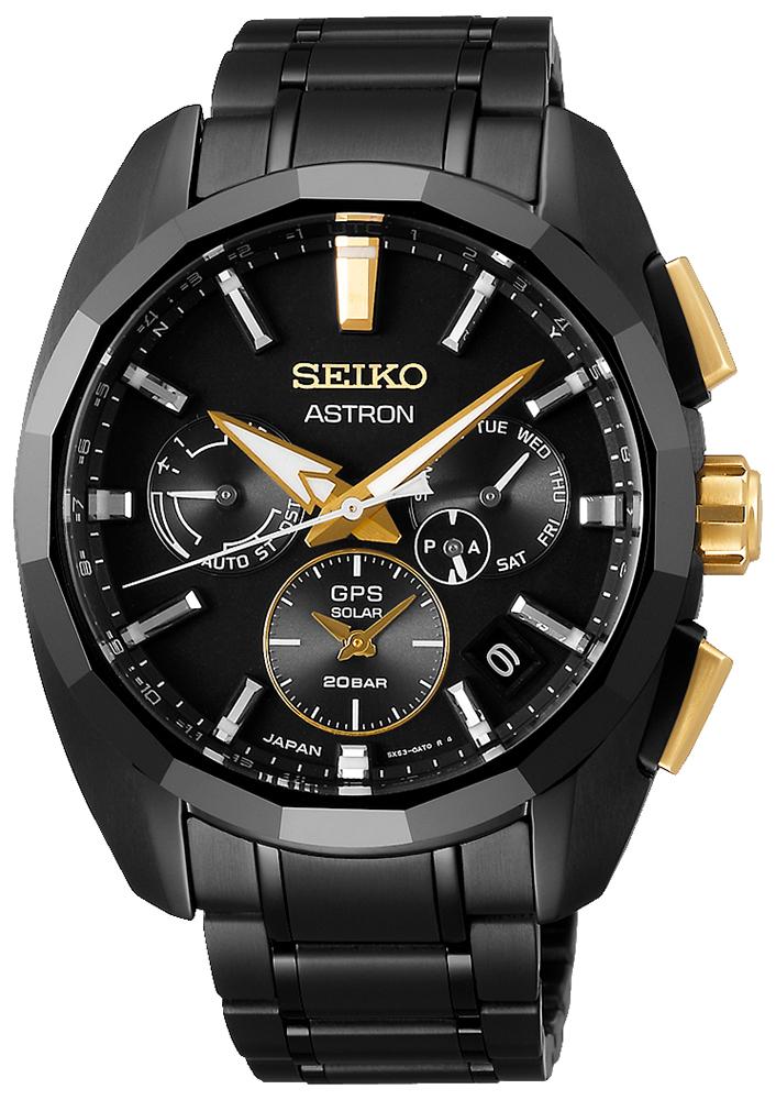 Seiko SSH073J1 - zegarek męski