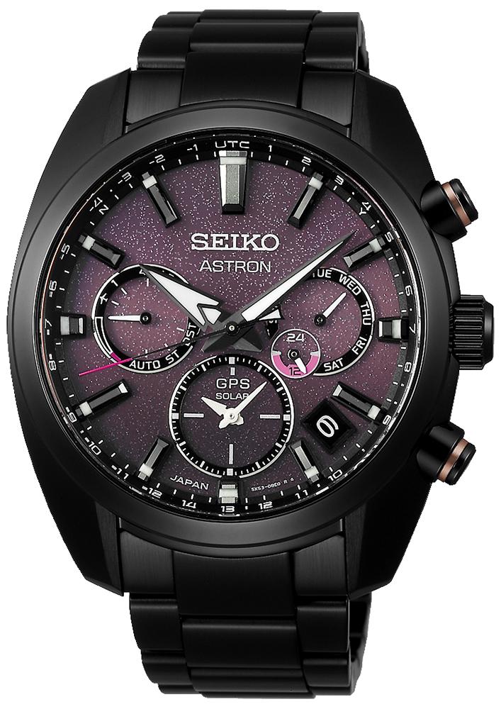 Seiko SSH083J1 - zegarek męski