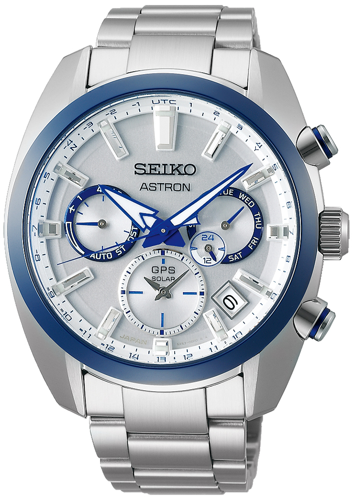 Seiko SSH093J1 - zegarek męski