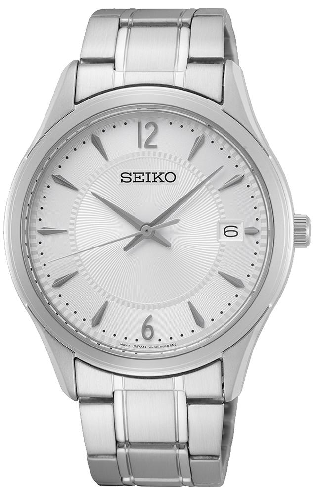 Seiko SUR417P1 - zegarek męski