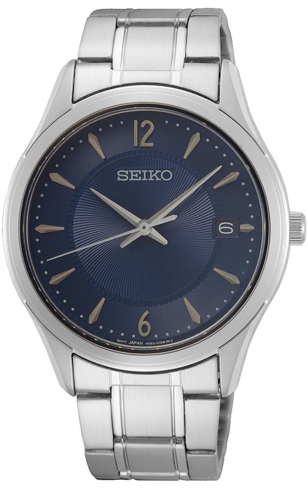 Seiko SUR419P1 - zegarek męski