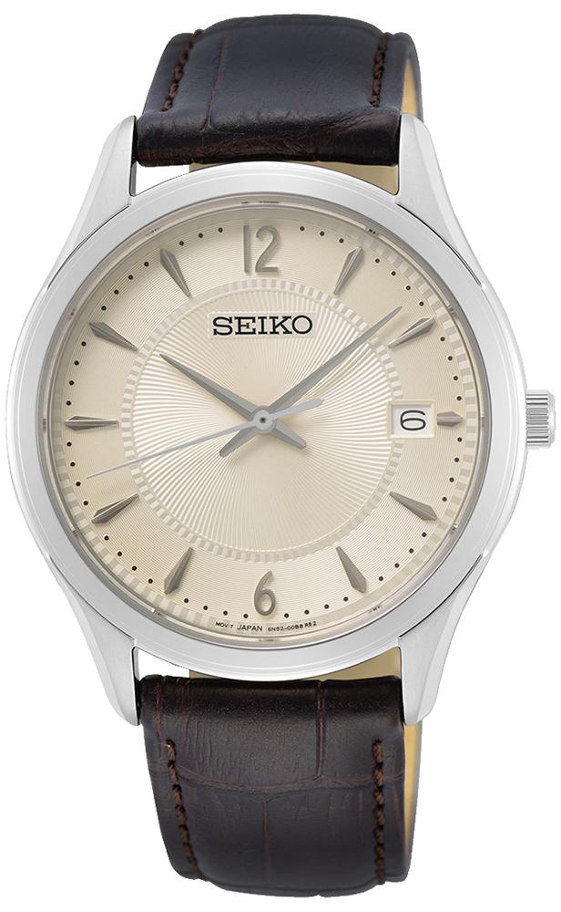 Seiko SUR421P1 - zegarek męski
