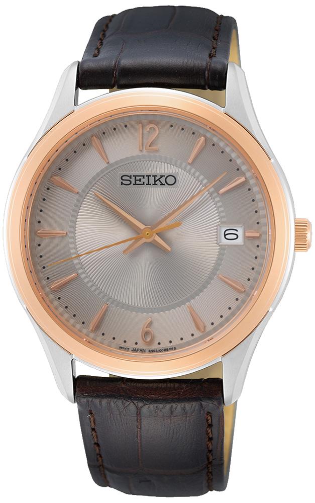 Seiko SUR422P1 - zegarek męski