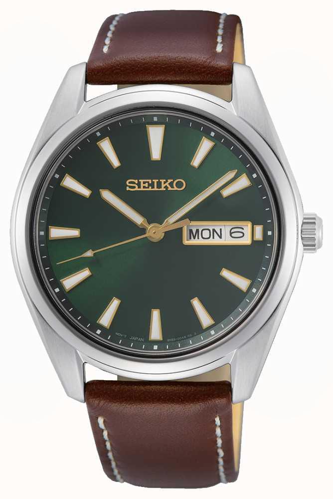 Seiko SUR449P1 - zegarek męski