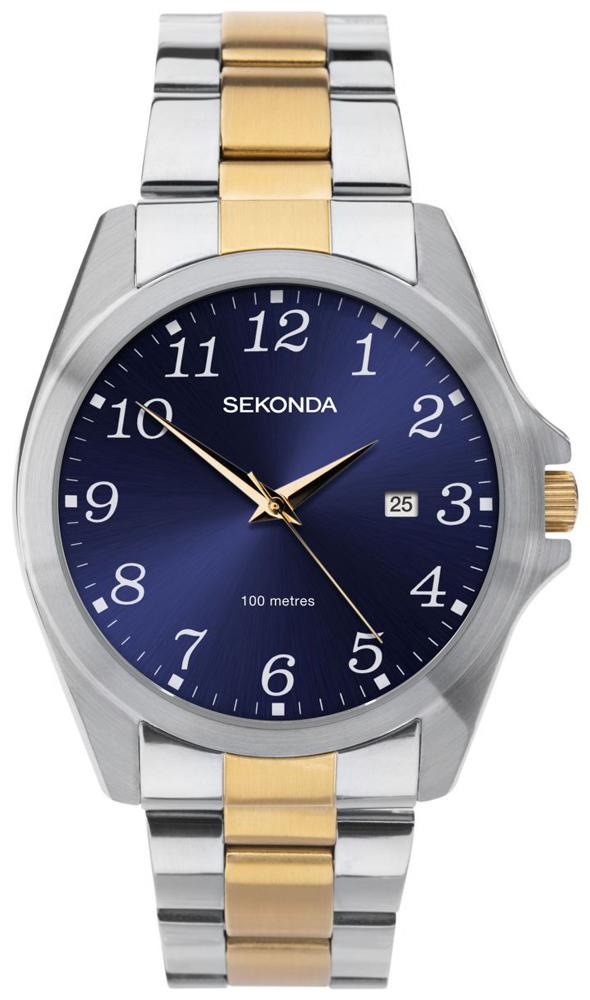Sekonda SEK.1638 - zegarek męski