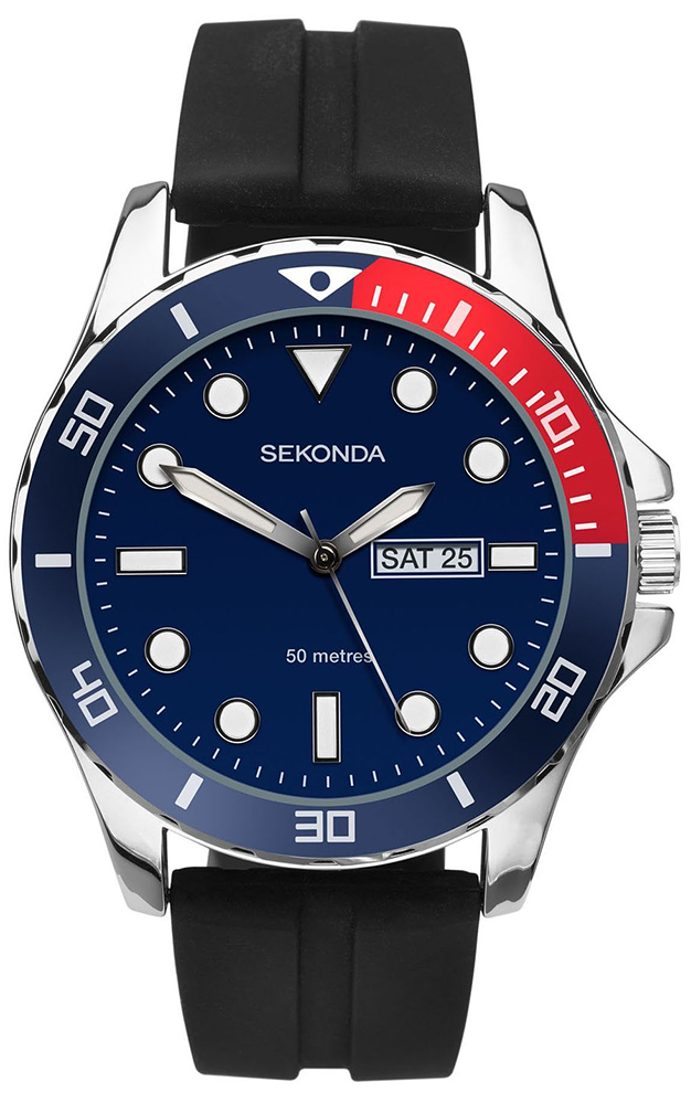 Sekonda SEK.1580 - zegarek męski