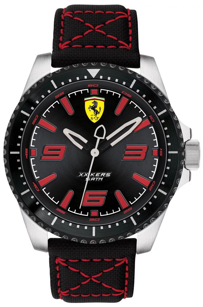 Scuderia Ferrari SF 0830483 XX KERS - zegarek męski