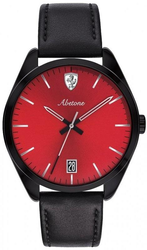 Scuderia Ferrari SF 0830499 ABETONE - zegarek męski