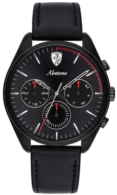 Scuderia Ferrari SF 0830503 ABETONE - zegarek męski