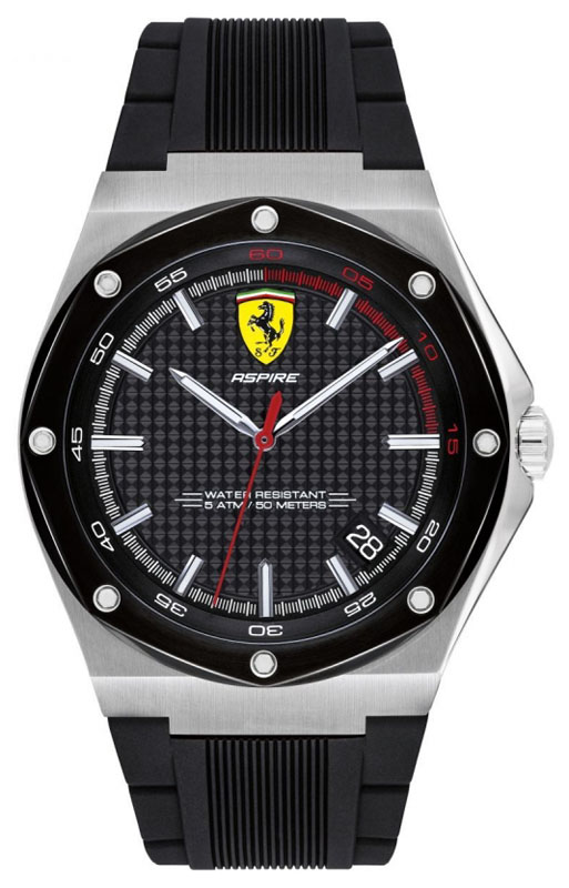 Scuderia Ferrari SF 0830529 ASPIRE - zegarek męski