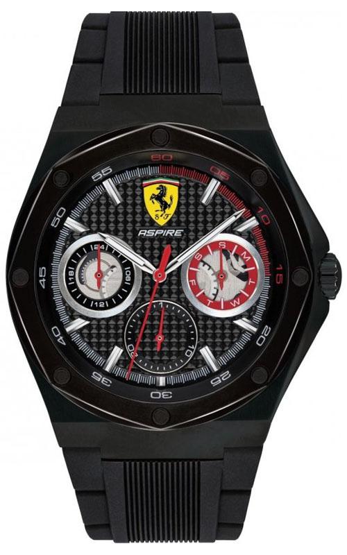 Scuderia Ferrari SF 0830538 ASPIRE - zegarek męski