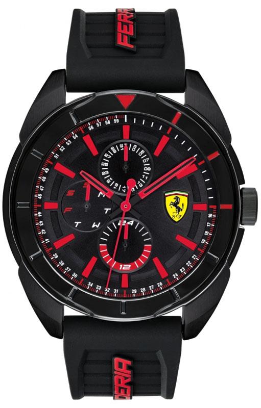 Scuderia Ferrari SF 0830547 FORZA - zegarek męski