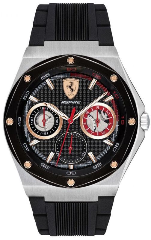 Scuderia Ferrari SF 0830556 ASPIRE - zegarek męski