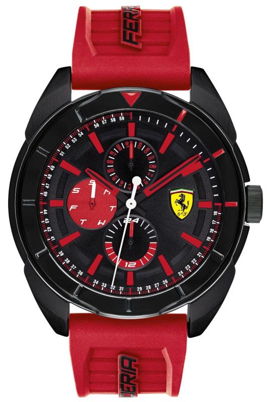 Scuderia Ferrari SF 0830576 FORZA - zegarek męski